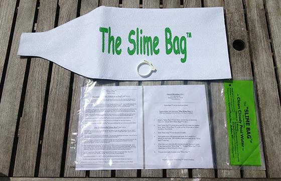Complete Slime Bag kit