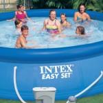 intex pool slime bag
